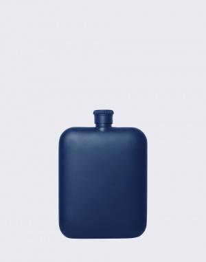 Men's Society - Canvas Hipflask