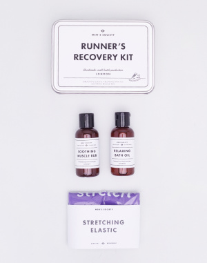 Men's Society - Runners Recovery Kit