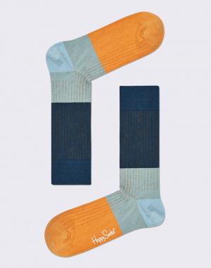 Happy Socks - Block Rib