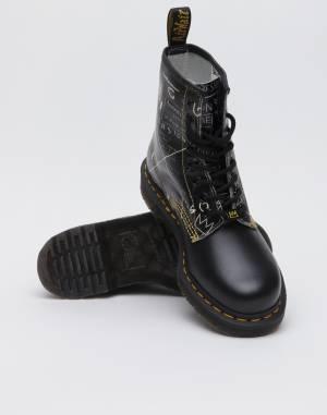 Boots Dr. Martens 1460 Basquiat