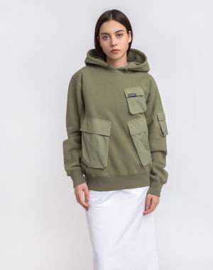 Mikina Stüssy Cargo Fleece Hood