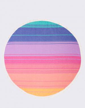 Sunnylife - Round Fouta Towel Navagio