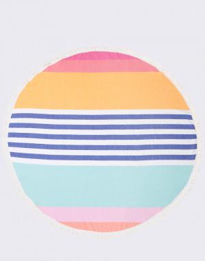 Sunnylife - Round Fouta Towel Catalina
