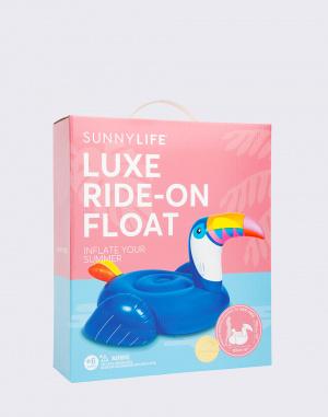 Nafukovačka - Sunnylife - Luxe Ride-On Float Toucan