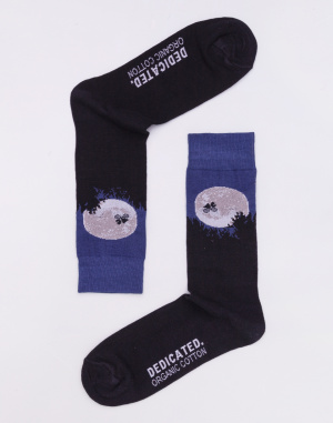 Dedicated  - Socks ET Moon