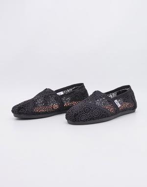Espadrilky - Toms - Moroccan Crochet