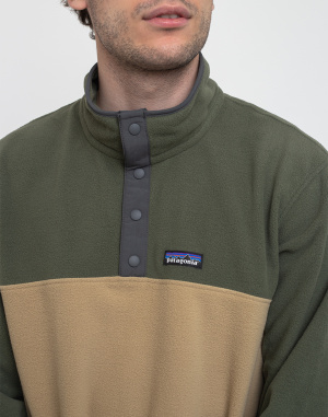 Mikina Patagonia M's Micro D Snap-T P/O