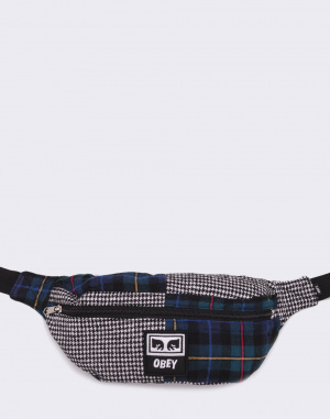 Ledvinka - Obey - Patched Daily Sling Pack