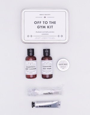 Men's Society - Off To The Gym Kit