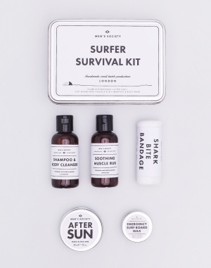 Kosmetika Men's Society Surfer Survival Kit