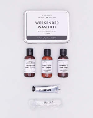 Men's Society - Weekender Set