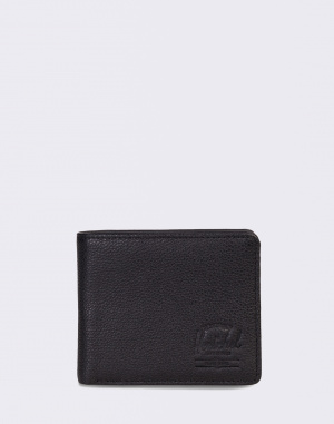 Herschel Supply - Roy + Coin XL Leather RFID