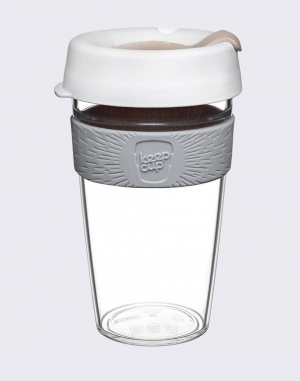 Hrnek - KeepCup - Clear Edition Nimbus L