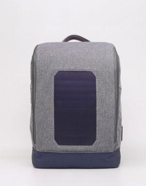 Knowledge Cotton - Solar Backpack Small