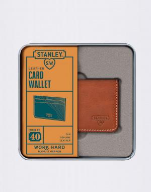 W & W - Leather Card