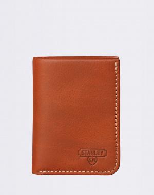 Peněženka - W & W - Leather Tri Fold