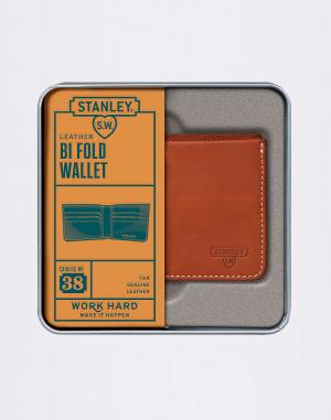 W & W - Leather Bi Fold