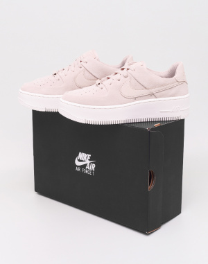 Tenisky - Nike - Air Force 1 Sage Low
