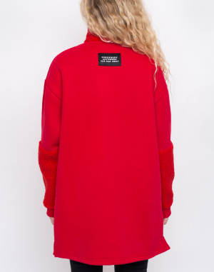 Lazy Oaf - Fleece Panel