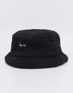Stüssy - Sherpa Fleece Bucket Hat