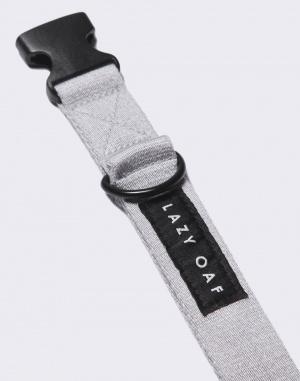 Pásek - Lazy Oaf - Grey Clippy Belt