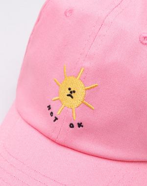Lazy Oaf - Not OK Sun Cap