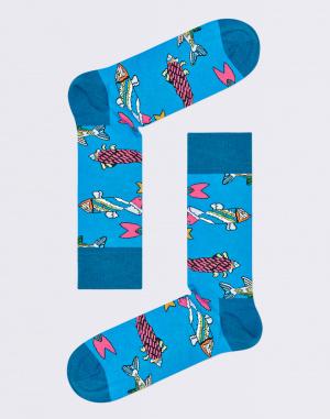 Happy Socks - The Beatles Fish & Whales
