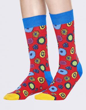 Happy Socks - The Beatles Flower Power