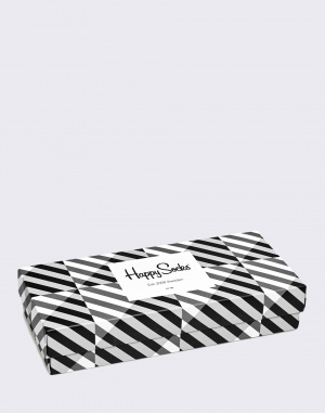 Happy Socks - Seasonal Black & White Gift Box