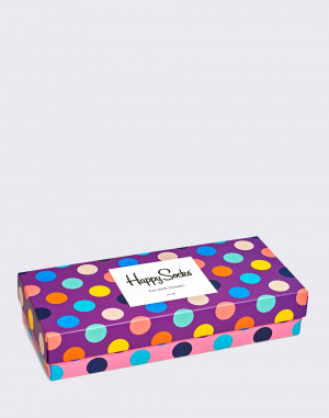 Ponožky - Happy Socks - Dot Gift Box