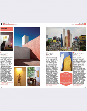 Kniha - Gestalten - Mexico City: The Monocle Travel Guide Series