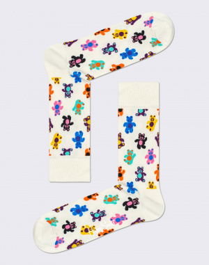 Ponožky - Happy Socks - Teddybear
