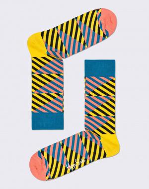 Ponožky - Happy Socks - Diagonal Stripe