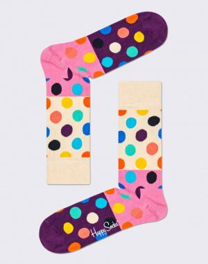 Ponožky - Happy Socks - Big Dot Block