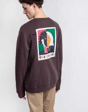 Mikina Thinking MU The Colors Sweatshirt