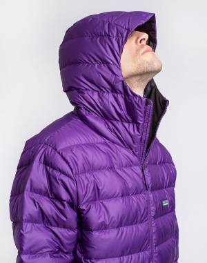 Bunda Patagonia M's Down Sweater Hoody P/O