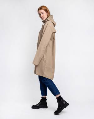 Bunda Rains Long Jacket