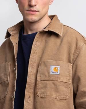 Bunda Carhartt WIP Glenn Shirt Jac
