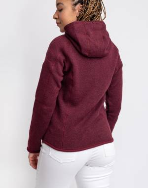 Mikina Patagonia W's Better Sweater Hoody