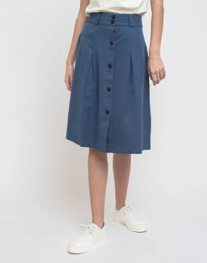 Sukně Thinking MU Blue Hemp Tugela Skirt