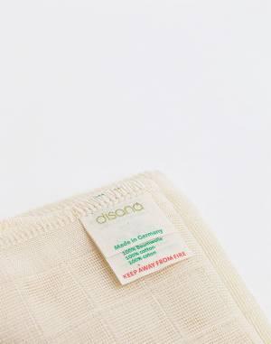 Kosmetika Aeos Organic Muslin Face Cloth