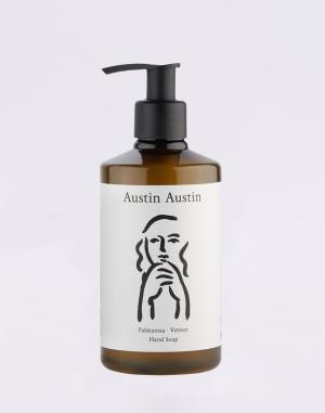 Kosmetika Austin Austin Palmarosa & Vetiver Hand Soap