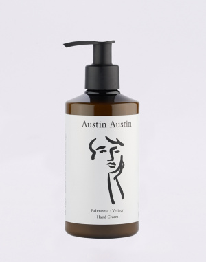 Kosmetika - Austin Austin - Palmarosa & Vetiver Hand Cream