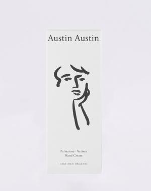 Kosmetika Austin Austin Palmarosa & Vetiver Hand Cream
