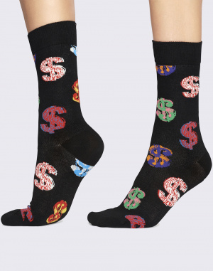 Ponožky - Happy Socks - Andy Warhol Dollar