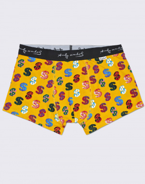 Happy Socks - Andy Warhol Dollar Trunk