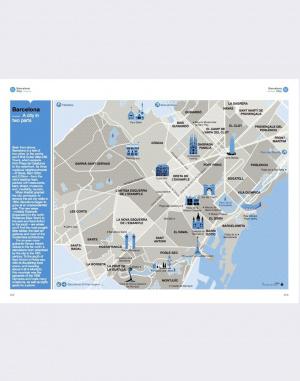 Kniha Gestalten Barcelona: The Monocle Travel Guide Series