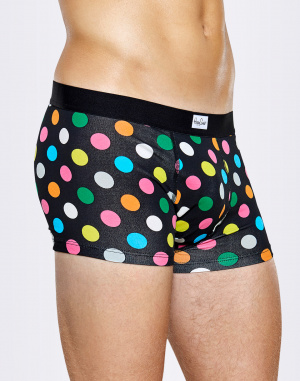 Boxerky - Happy Socks - Big Dot Trunk