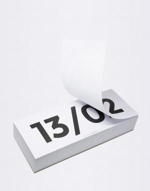 Octagon - Block Calendar