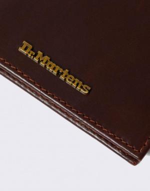 Peněženka Dr. Martens Leather Wallet